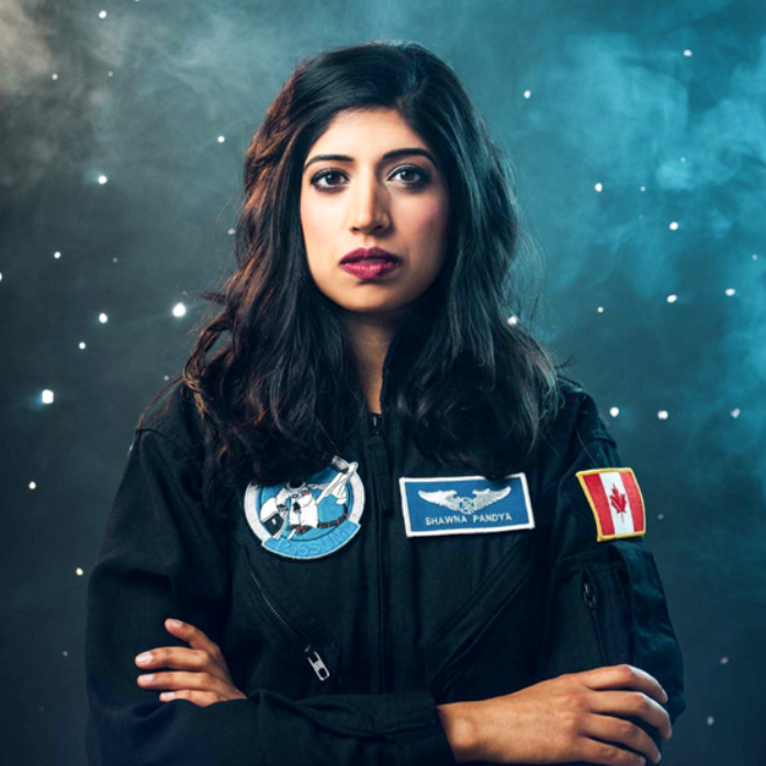 #10 Dr. Shawna Pandya on Experiences and Learnings in Space Medicine